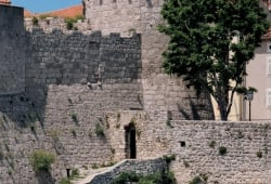 Kaštel - Frankopani fortress in Krk