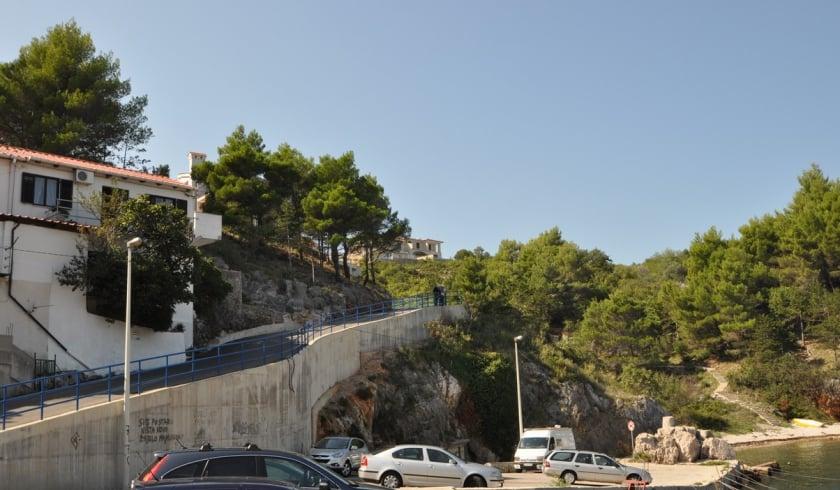 Apartment Namori with sea view – Vrbnik – Island Krk – Croatia