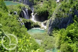Plitvice Lakes National Park Day trip Lika Korenica Tourist agency Infomedulin Medulin Istria Croatia