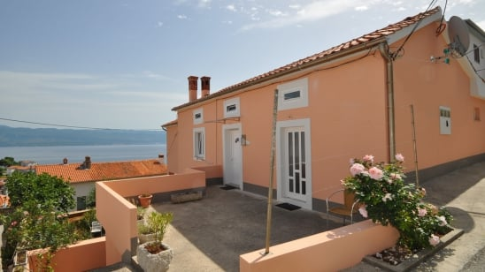 Apartment Ildi 2 with sea view – Vrbnik – Island Krk – Croatia
