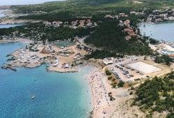 Camping Tiha & beach Konjska, Šilo, Krk